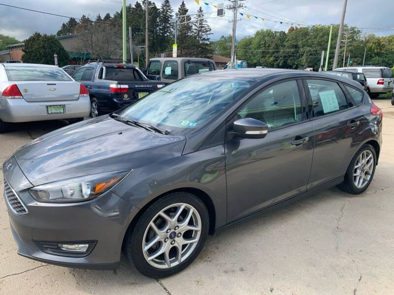 2015 Ford Focus for sale at Super Trooper Motors in Madison WI