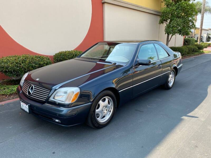 1997 Mercedes-Benz S-Class for sale at Gallery Junction in Orange CA