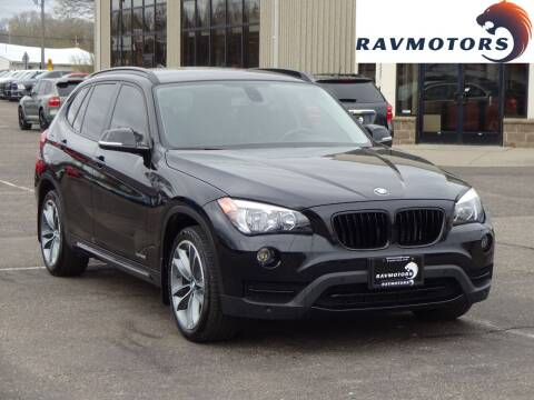 2013 BMW X1 for sale at RAVMOTORS 2 in Crystal MN
