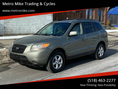 2007 Hyundai Santa Fe for sale at Metro Mike Trading & Cycles in Albany NY