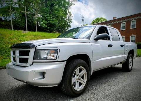 2008 Dodge Dakota for sale at Auto Titan - BUY HERE PAY HERE in Knoxville TN