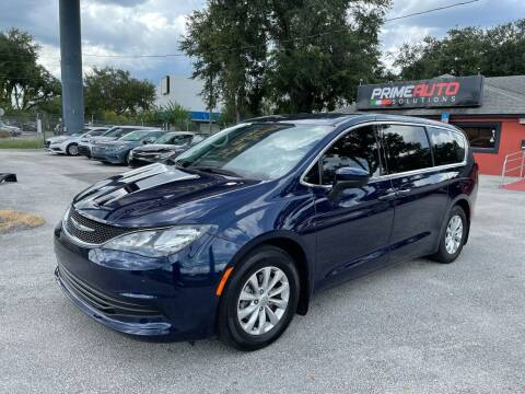 2017 Chrysler Pacifica for sale at Prime Auto Solutions in Orlando FL