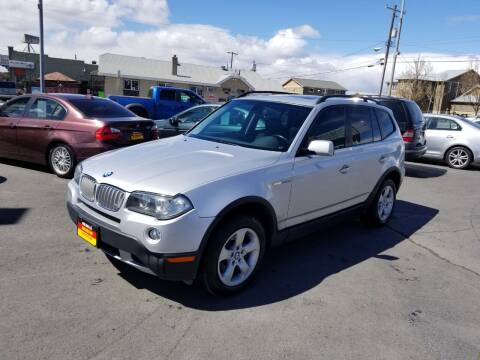 2007 BMW X3 for sale at Cool Cars LLC in Spokane WA