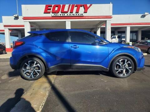 2018 Toyota C-HR for sale at EQUITY AUTO CENTER in Phoenix AZ