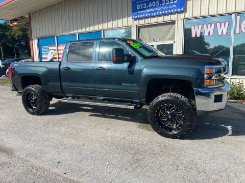 2019 Chevrolet Silverado 2500HD for sale at Lee Auto Group Tampa in Tampa FL