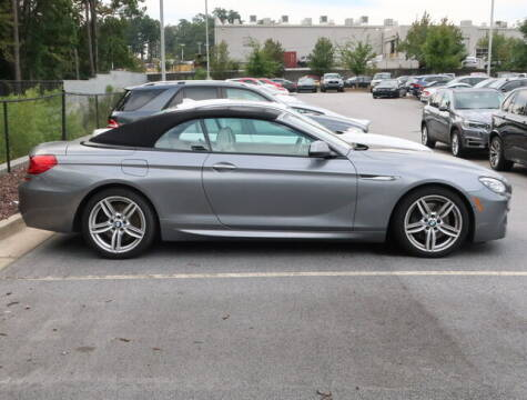2014 BMW 6 Series for sale at Southern Auto Solutions - BMW of South Atlanta in Marietta GA