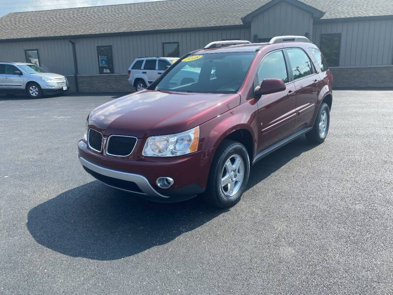 2008 Pontiac Torrent for sale at Approved Automotive Group in Terre Haute IN