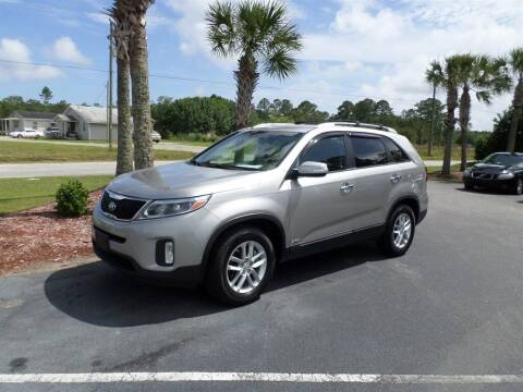 2014 Kia Sorento for sale at First Choice Auto Inc in Little River SC
