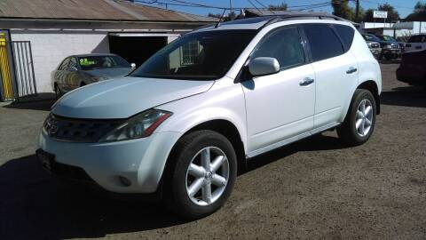 2005 Nissan Murano for sale at Larry's Auto Sales Inc. in Fresno CA