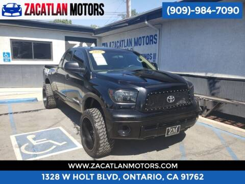 2010 Toyota Tundra for sale at Ontario Auto Square in Ontario CA