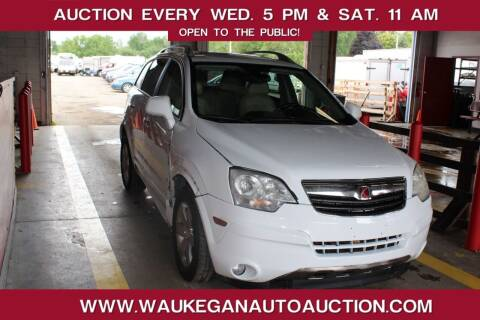2008 Saturn Vue for sale at Waukegan Auto Auction in Waukegan IL