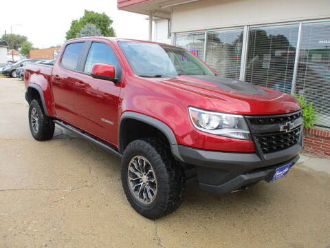 2020 Chevrolet Colorado for sale at Choice Auto in Carroll IA