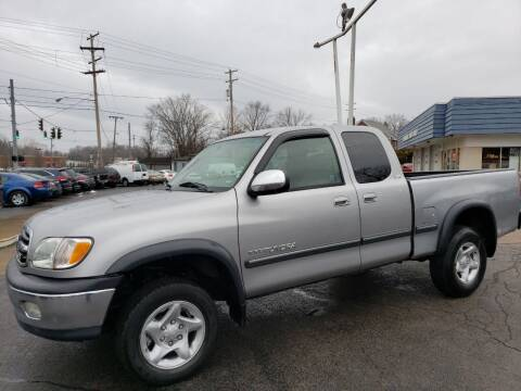 2001 Toyota Tundra for sale at COLONIAL AUTO SALES in North Lima OH