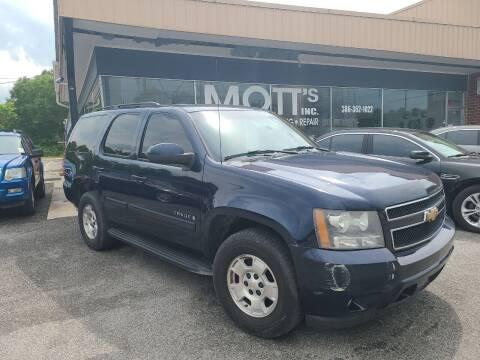 2007 Chevrolet Tahoe for sale at Mott's Inc Auto in Live Oak FL