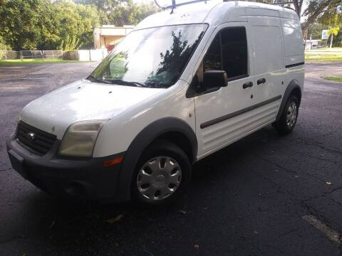 2011 Ford Transit Connect for sale at Royal Auto Mart in Tampa FL