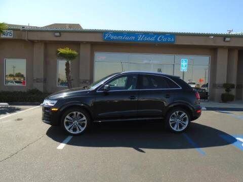 2016 Audi Q3 for sale at Family Auto Sales in Victorville CA