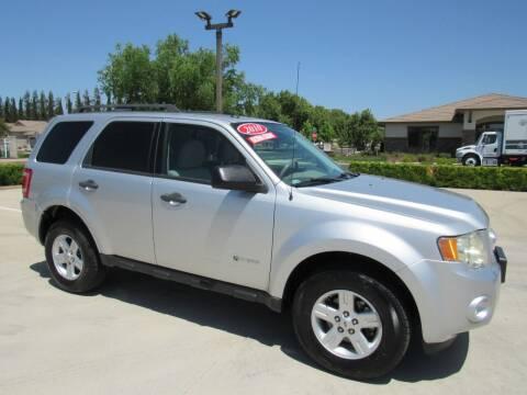 2010 Ford Escape Hybrid for sale at Repeat Auto Sales Inc. in Manteca CA