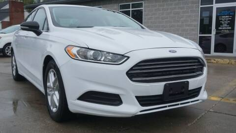 2014 Ford Fusion for sale at World Auto Net in Cuyahoga Falls OH
