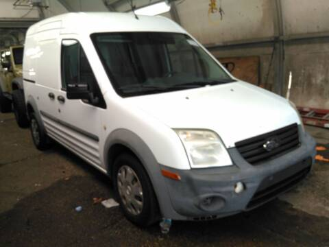 2012 Ford Transit Connect for sale at GLOBAL MOTOR GROUP in Newark NJ
