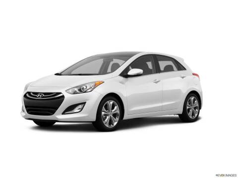 2013 Hyundai Elantra GT for sale at BELKNAP SUBARU in Tilton NH