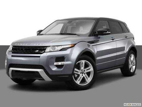 2013 Land Rover Range Rover Evoque Coupe for sale at Kiefer Nissan Budget Lot in Albany OR