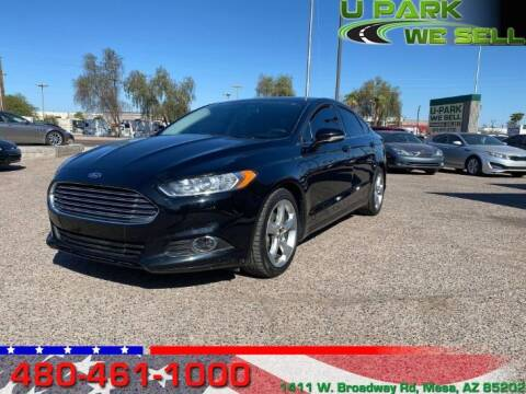 2016 Ford Fusion for sale at UPARK WE SELL AZ in Mesa AZ