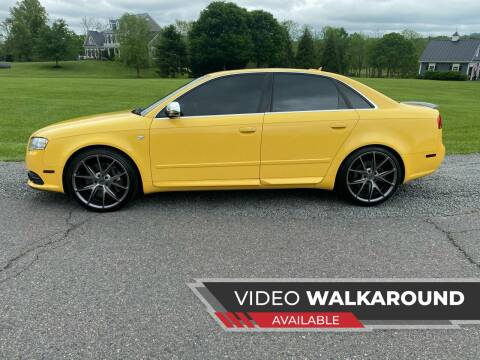 2005 Audi S4 for sale at Blue Line Motors in Winchester VA