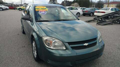 2010 Chevrolet Cobalt for sale at Kelly & Kelly Supermarket of Cars in Fayetteville NC