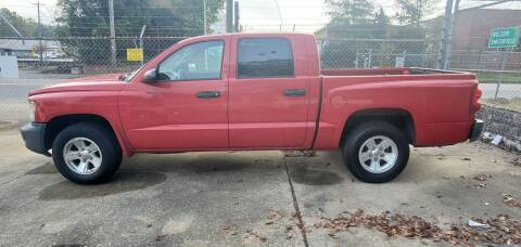 2008 Dodge Dakota for sale at Tims Auto Sales in Rocky Mount NC