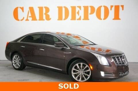 2015 Cadillac XTS for sale at Car Depot in Miramar FL