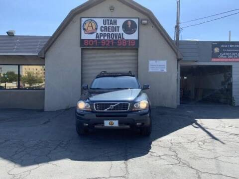 2007 Volvo XC90 for sale at Utah Credit Approval Auto Sales in Murray UT