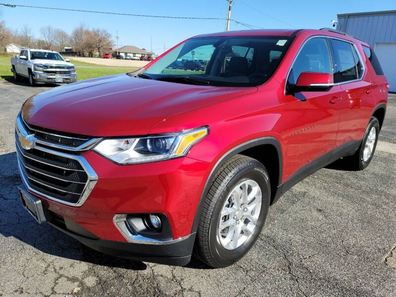 2021 Chevrolet Traverse for sale at Art Hossler Auto Plaza Inc - New GM in Canton IL