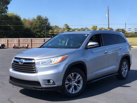 2014 Toyota Highlander for sale at J & L AUTO SALES in Tyler TX