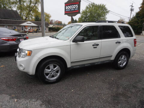 2009 Ford Escape for sale at Colonial Motors in Mine Hill NJ