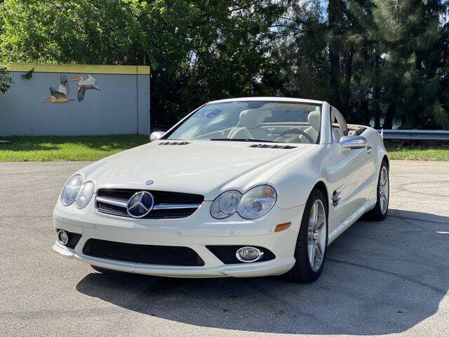 2007 Mercedes-Benz SL-Class for sale at Exclusive Impex Inc in Davie FL