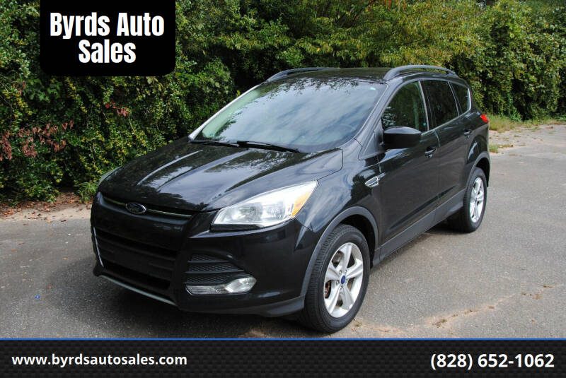 2014 Ford Escape for sale at Byrds Auto Sales in Marion NC