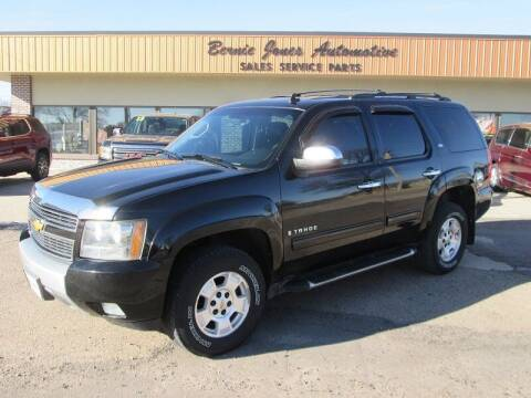 2009 Chevrolet Tahoe for sale at Bernie Jones Auto in Cambridge NE