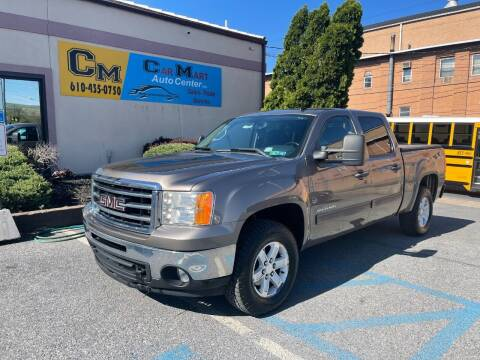 2012 GMC Sierra 1500 for sale at Car Mart Auto Center II, LLC in Allentown PA