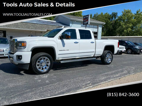 2015 GMC Sierra 2500HD for sale at Tools Auto Sales & Details in Pontiac IL