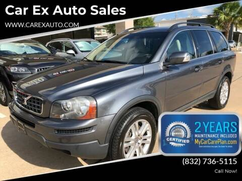 2007 Volvo XC90 for sale at Car Ex Auto Sales in Houston TX