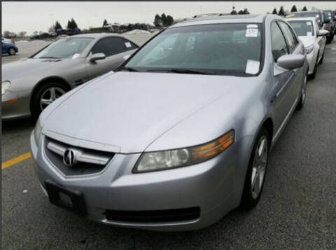 2004 Acura TL for sale at HW Used Car Sales LTD in Chicago IL