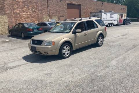 2007 Ford Freestyle for sale at MICHAEL J'S AUTO SALES in Cleves OH