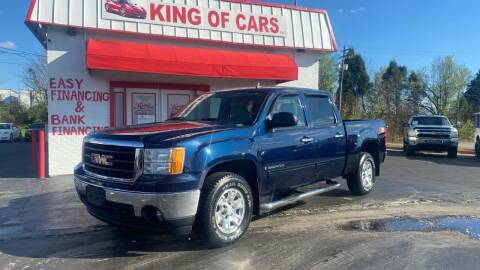 2008 GMC Sierra 1500 for sale at King of Cars LLC in Bowling Green KY