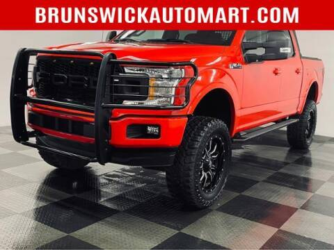 2020 Ford F-150 for sale at Brunswick Auto Mart in Brunswick OH