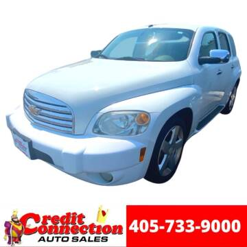 2008 Chevrolet HHR for sale at Credit Connection Auto Sales in Midwest City OK