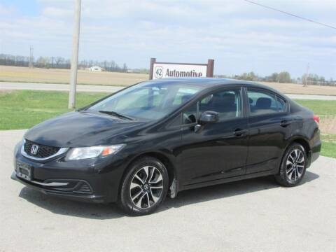 2013 Honda Civic for sale at 42 Automotive in Delaware OH