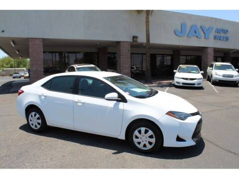 2017 Toyota Corolla for sale at Jay Auto Sales in Tucson AZ