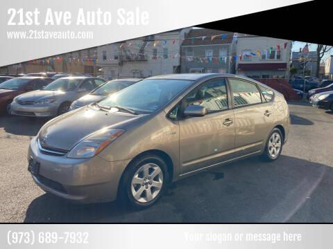 2006 Toyota Prius for sale at 21st Ave Auto Sale in Paterson NJ