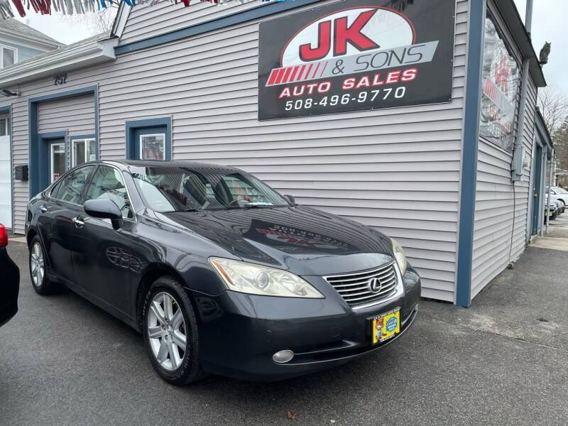 2008 Lexus ES 350 for sale at JK & Sons Auto Sales in Westport MA