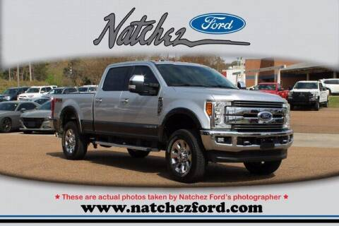2017 Ford F-250 Super Duty for sale at Auto Group South - Natchez Ford Lincoln in Natchez MS